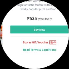 Gift Vouchers Deal Grocer