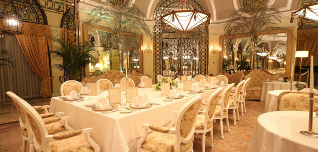 4 Course Dinner At The Luxurious Champagne Room The