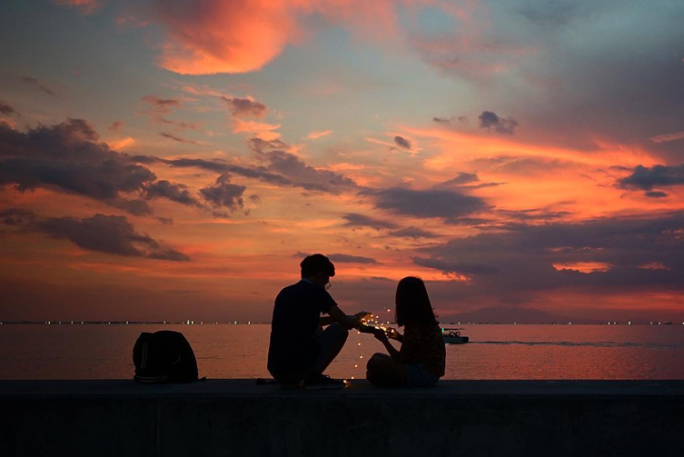 places to go in manila for couples