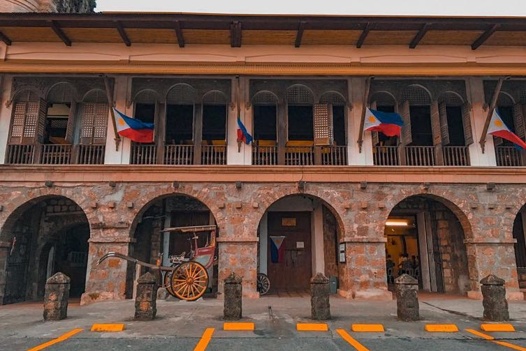 Get a Taste of Culture and History at Taal Heritage Town