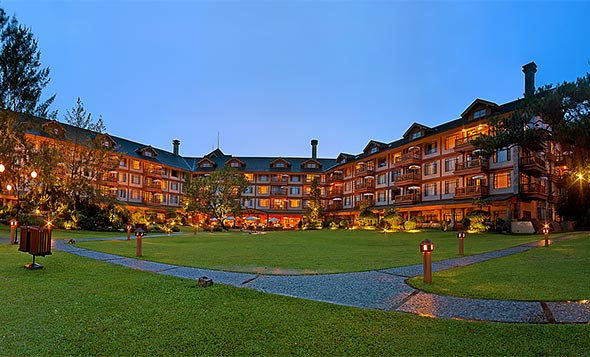 The Manor at Camp John Hay, Baguio