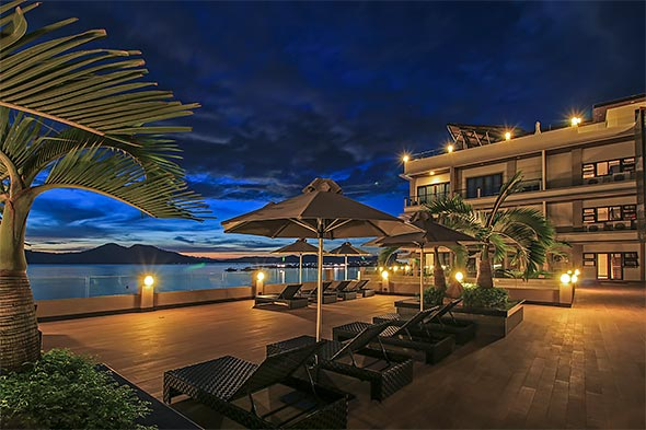 Coron Bayside Hotel is Two Seasons' third and newest property