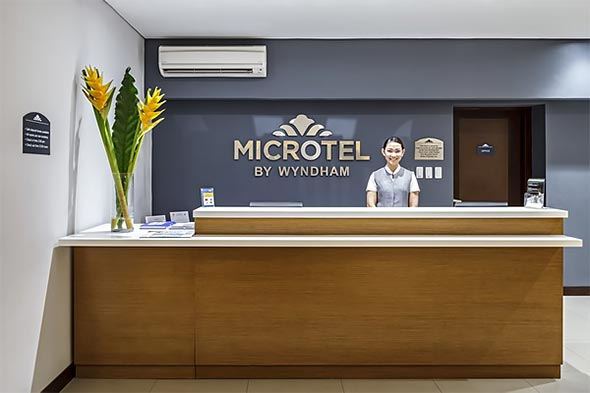 This Microtel hotel is ideal for all types of travelers—business, couples, family, friends, and even solo guests