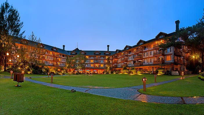 IMAGE: The Manor at Camp John Hay