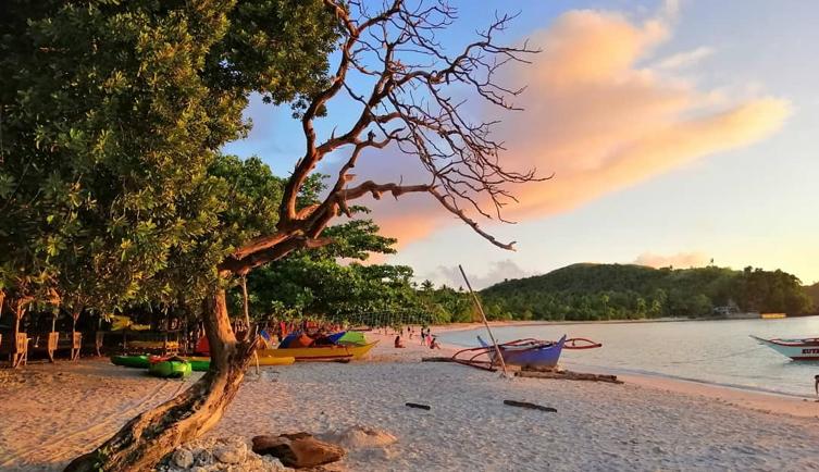 Pink Sand Beaches in Matnog, Sorgoson: Subic Beach and Tikling