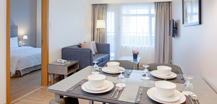 Photo: One Pacific Place Serviced Residences