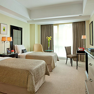 Somerset Millennium of The Ascott Group - Studio Executive Room Stay in Makati with Buffet Breakfast