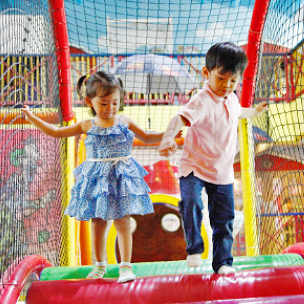 Fun Ranch - Unlimited Indoor Playdium Pass in Alabang