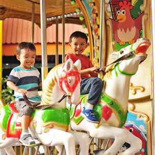 Fun Ranch - Ride-All-You-Can Pass in Fun Ranch Ortigas