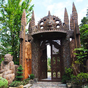Cintai Corito's Garden - Day Tour with Lunch, Snacks & Full Access to Resort Facilities