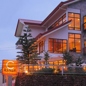 C Boutique Hotel Baguio Deal Grocer