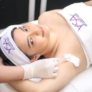 ysa underarm crystal peel   whitening bleach cover