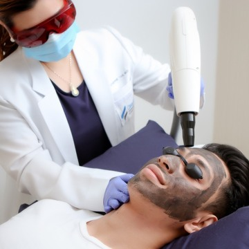 clearskin Carbon Laser Facial with Laser Toning cover copy 2