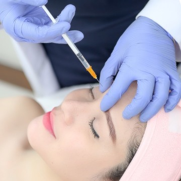 aryana international aesthetic center botulinum toxin injection for the face cover