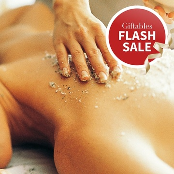glow glutathione glow body scrub massage cover copy 3