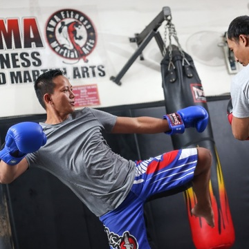kma fitness and martial arts kick boxing cover