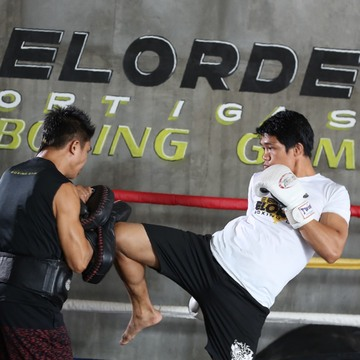 elorde boxing gym kick boxing cover copy