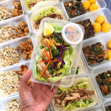 Freshfuel 5 Day Meal Plan cover