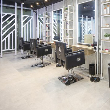 Marqued Salon Interiors Cover 3