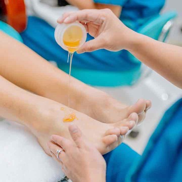 Tip  N Toes Luxury Mani Pedi   Signature Foot Spa Therapy  Libis  cover